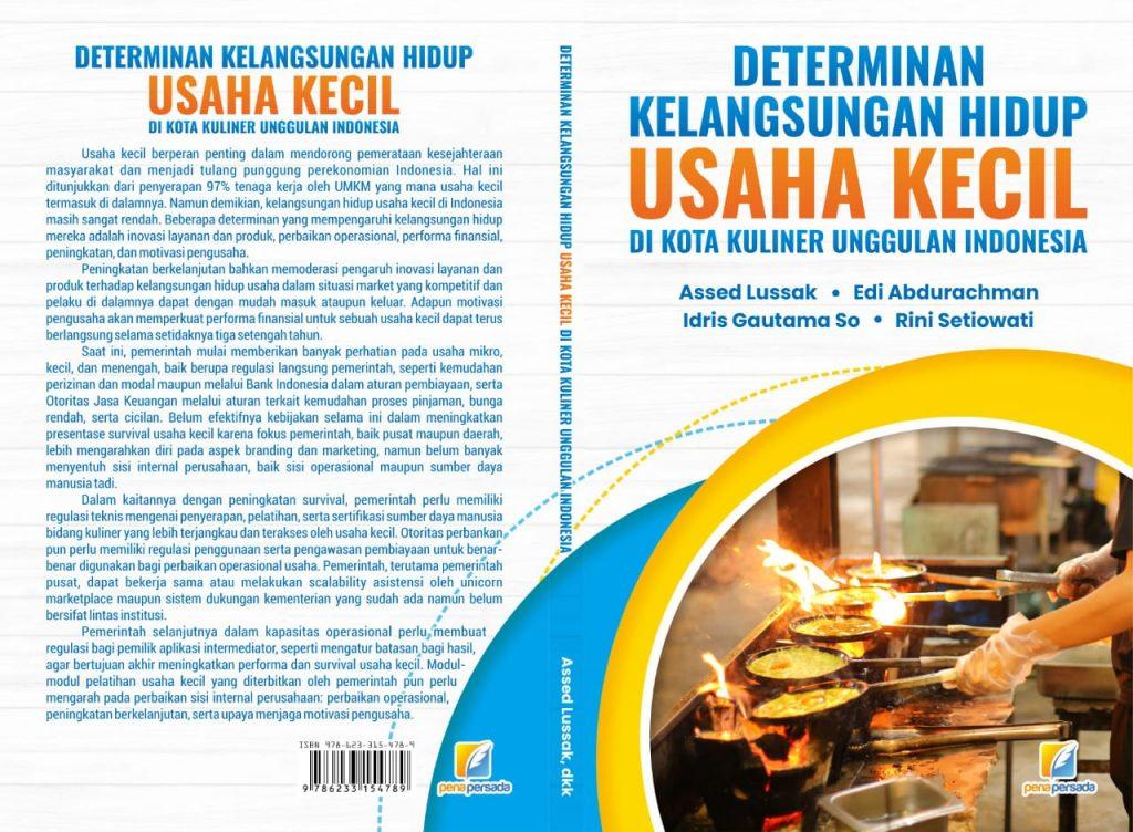 Determinan Survival Usaha Kecil di Kota Kuliner Unggulan Indonesia